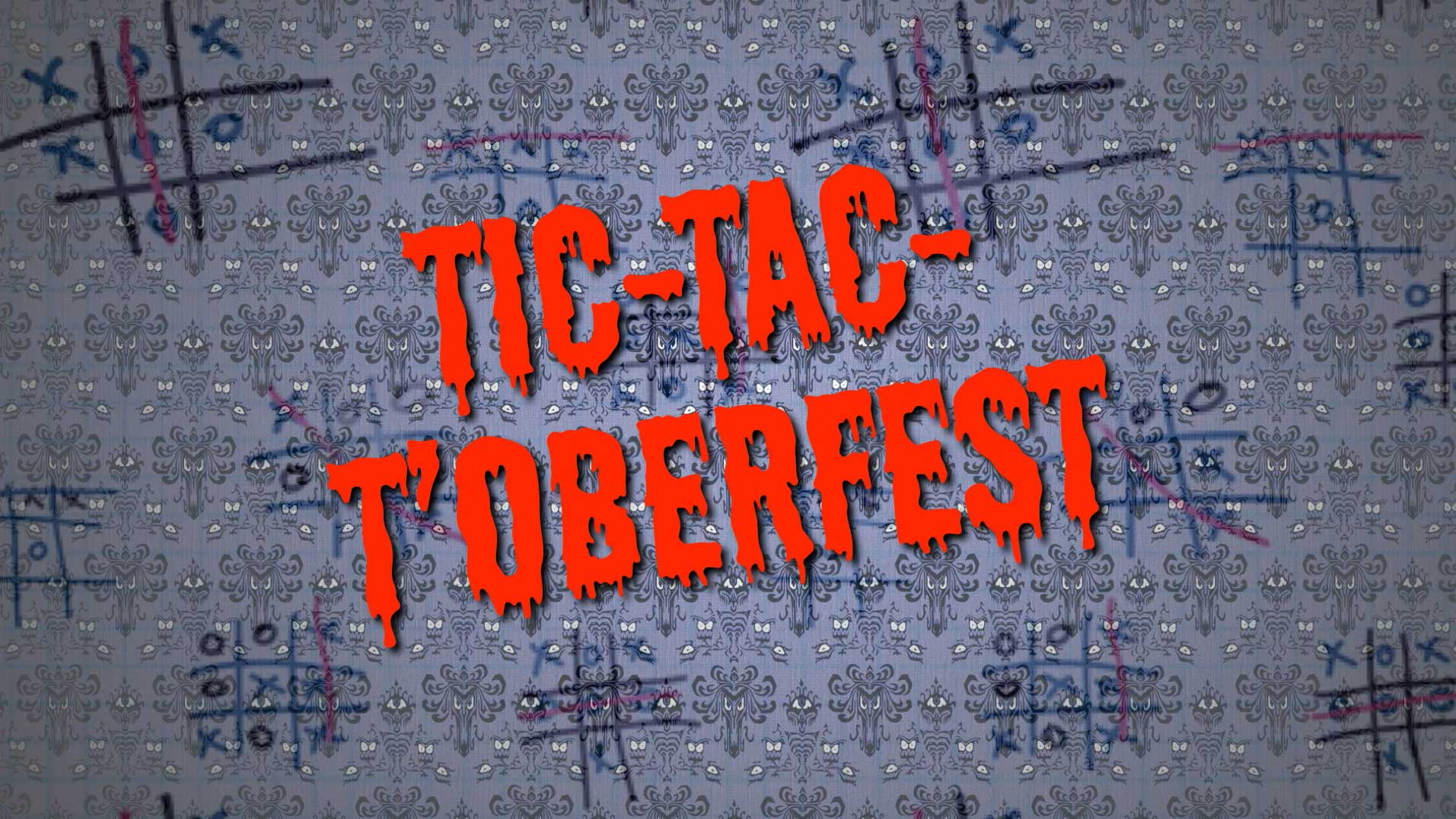 Tic-Tac-T'oberfest, NYC, October 2017.